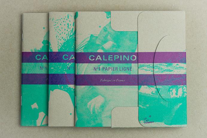 » Calepino x La Casse
