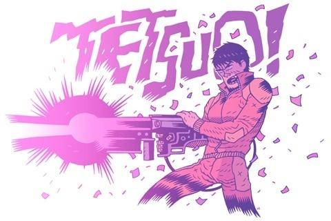 FFFFOUND! | MISTERHIPP: TETSUOOO!!! #illustration