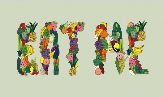 HOPE LITTLE ILLUSTRATION + DESIGN #eatme