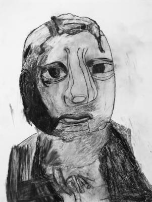 Doreen McPherson: Portraits #portrait #drawing