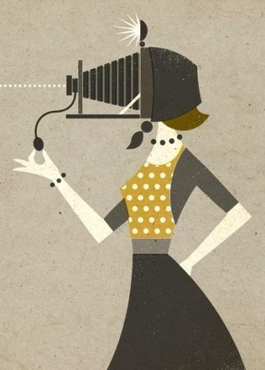 Domestic Etch: Zara Picken #illustration