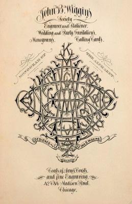 Letterology #monogram