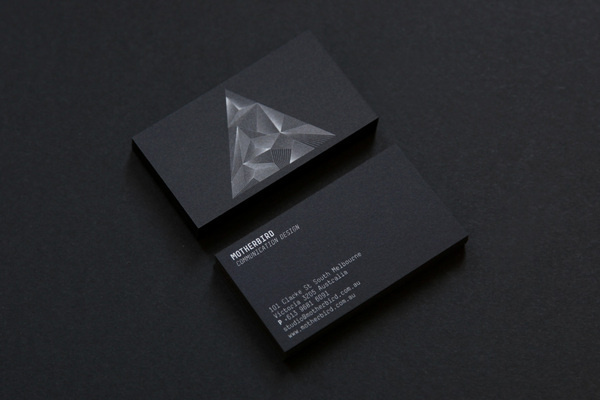 Studio Cards : Motherbird #card #business