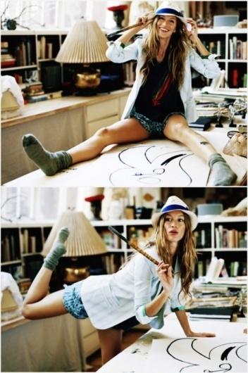 Gisele by Matt Jones #fashion #lifestyle #photography #pho