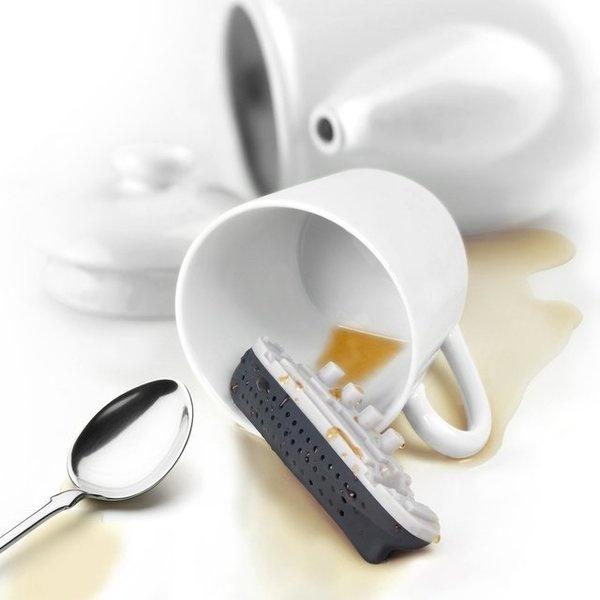 Teatanic Tea Infuser #kitchen #home