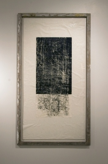 Untitled    lukeshumard.com #abstract #collagraph #printmaking