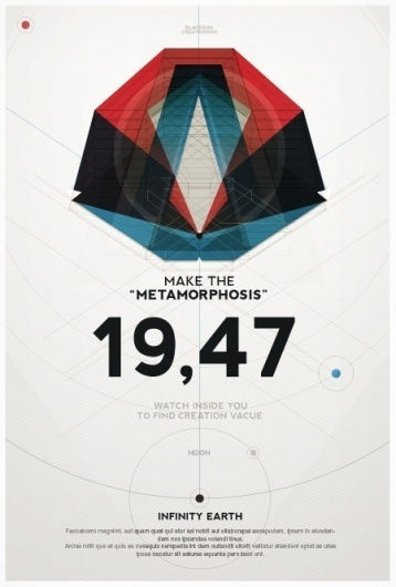 External Design Inspiration – Awesome Graphic Design by Metric72 | Cromoart