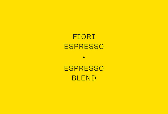 The Coffe Officina by Morse Studio #typography