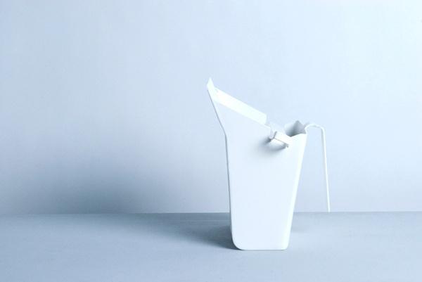Hopefully Gone by Veronika Gombert #design #minimal #minimalism