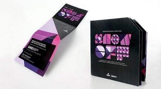 Rachelle Dirou: Graphic Designer #design #graphic #type #brochure #typography