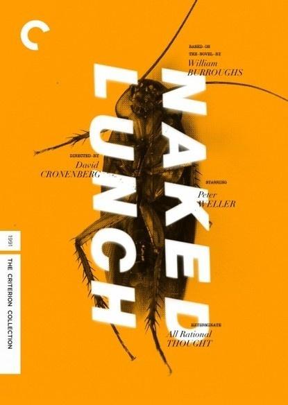 Found / Derek Chan #print #yellow #design #lunch #cockroach #naked #typography