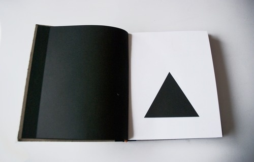 Andrea Roman Thesis #white #design #book #black #geometric #cover #and #basic #editorial