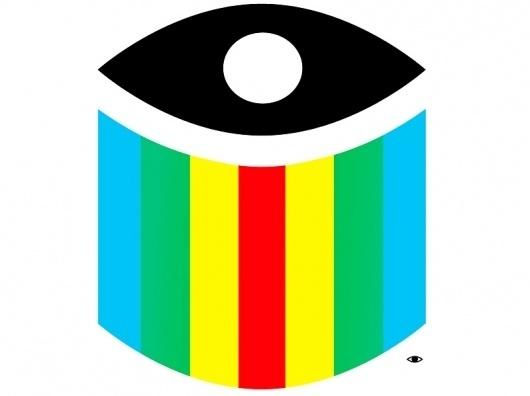 Girlfriend #eye #illustration #rainbow