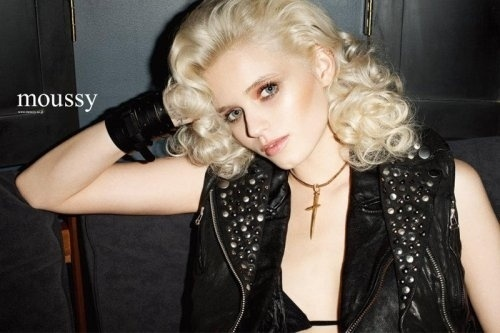 Abbey Lee Kershaw by Terry Richardson » Creative Photography Blog #fashion #photography #inspirations