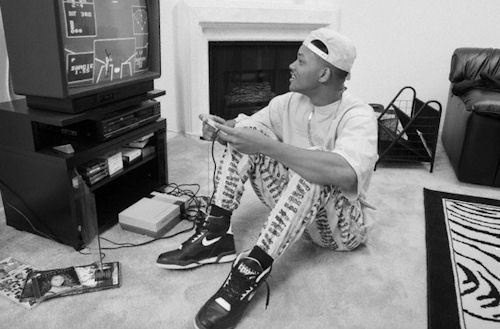 In The 90s, NES Graphics Were Best Viewed Up Close | Gizmodo Australia #white #will #smith #snes #black #video #90s #and #game
