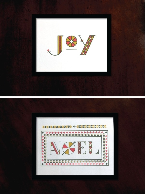 West end girl #christmas #type #cards