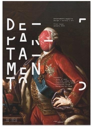 Untitled-1—Blog > Archive — Departamento #design #graphic #cover #departamento #art #editorial #magazine