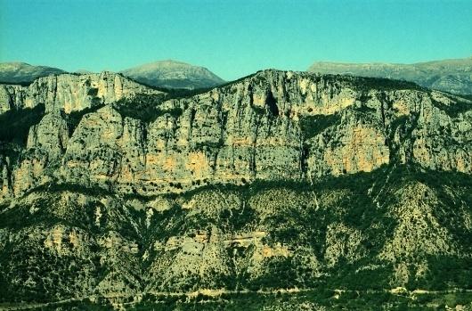France | Flickr - Photo Sharing! #france #gorgeduverdon #huge #mountains #love