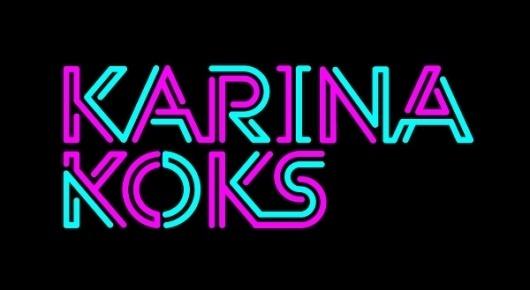 Karina Koks on the Behance Network #logo