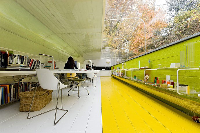 Iwan Baan: Selgas Cano Architecture Office | Sgustok Design