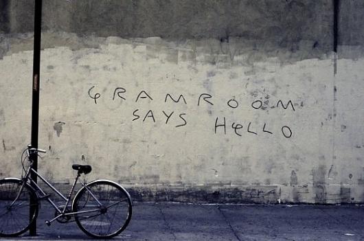 Graffiti of NYC - Jared Erickson   Jared Erickson #graffiti #nyc #bike