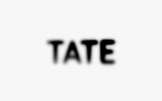 NB: Tate Members Case Study #logo #identity