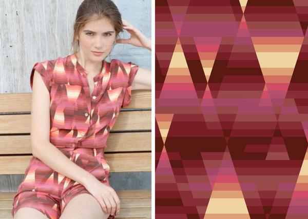 Gretchen Jones S/S 2011 Textiles   Namesake #surface #design #pattern #textile