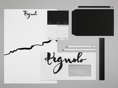 Graphic design(Pignolo Branding, viavisualgraphic) #graphic design