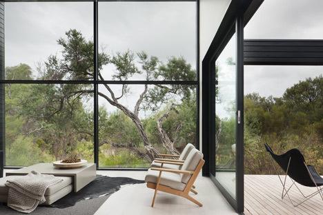 Ridge Road Residence by Studio Four #interior