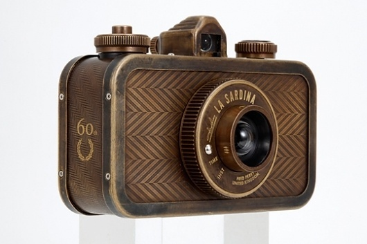 Fred Perry x Lomography Camera | JoesDaily #lomography #camera #perry #photography #fred