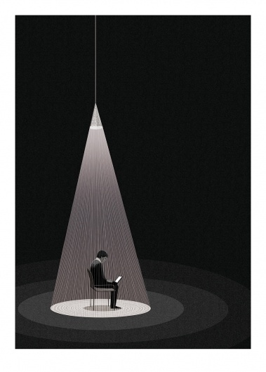 Illustration | Tundra Blog | Page 3 #illustration #white #black #and
