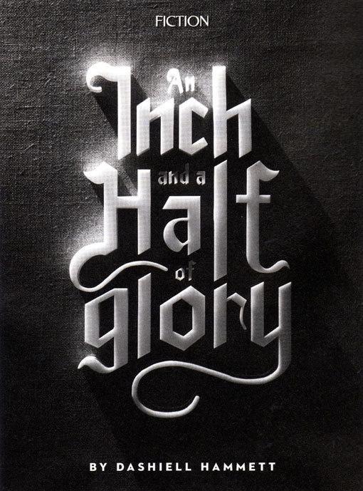 TimothyGoodman_NewYorkerNoir_01 #typography