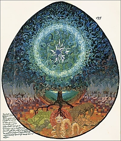 yai05001f2.jpg (JPEG Image, 400x467 pixels) #carl #red #jung #book #illustration #art