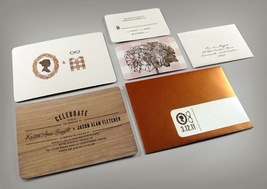 J Fletcher Design – Graphic Design & Art Direction – Charleston, SC » I do. #wedding #invitation
