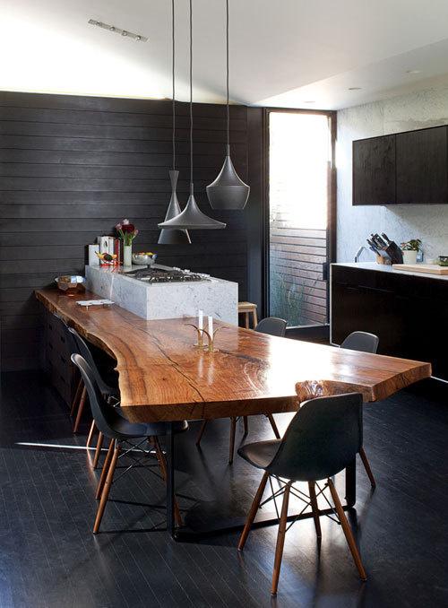 Interior design (viafelinatral) #kitchen