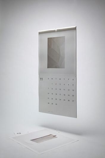 Jonas Eriksson » Every Reason to Panic #calendar #design #graphic #typography