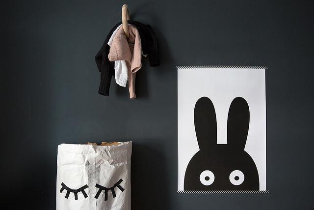 The Design Chaser: Dark Walls in the Bedroom | x 3 #interior #design #decor #deco #decoration