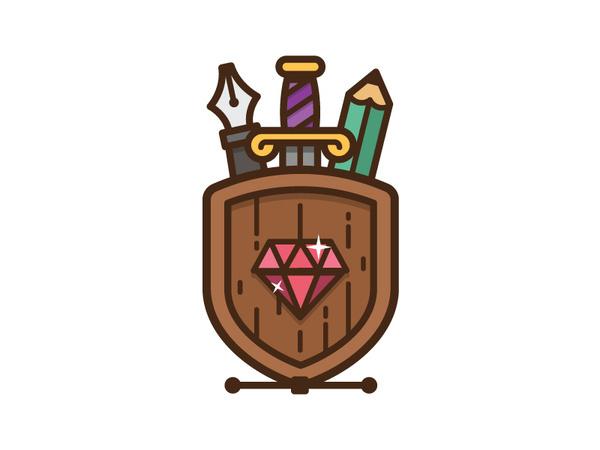 Shield #illustration