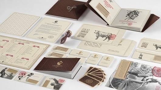 Liverpool English Pub   Imaginary Design Blog #design #graphic