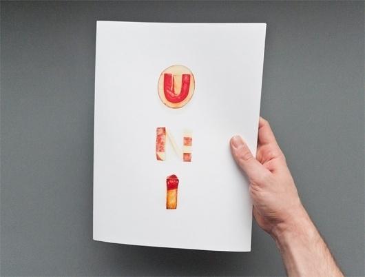 UNI magazine   Jonas Ersland #printed #norway #jonas #ersland #uni #oslo #westerdals #magazine