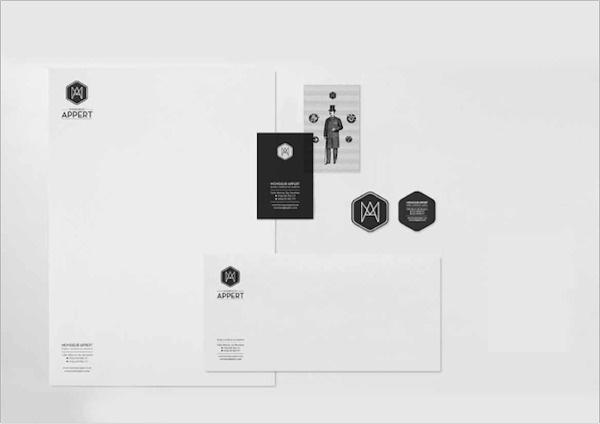 Monsieur Appert on Behance #logotype #identity