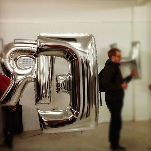 everything1.jpg (JPEG Image, 500 × 500 pixels) #lettering #installation #exhibition #type #typography