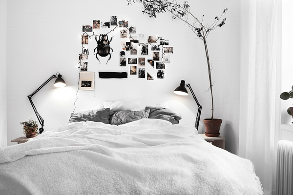 Fantastic Frank Agency Interior Photographs - PONTONJÄRGATAN 45 #interior #architecture #minimal #warm