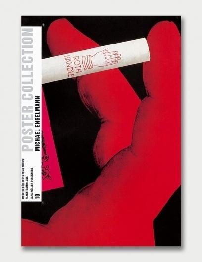 International Poster Collection / Aqua-Velvet #design #graphic #poster #engelmann #michael