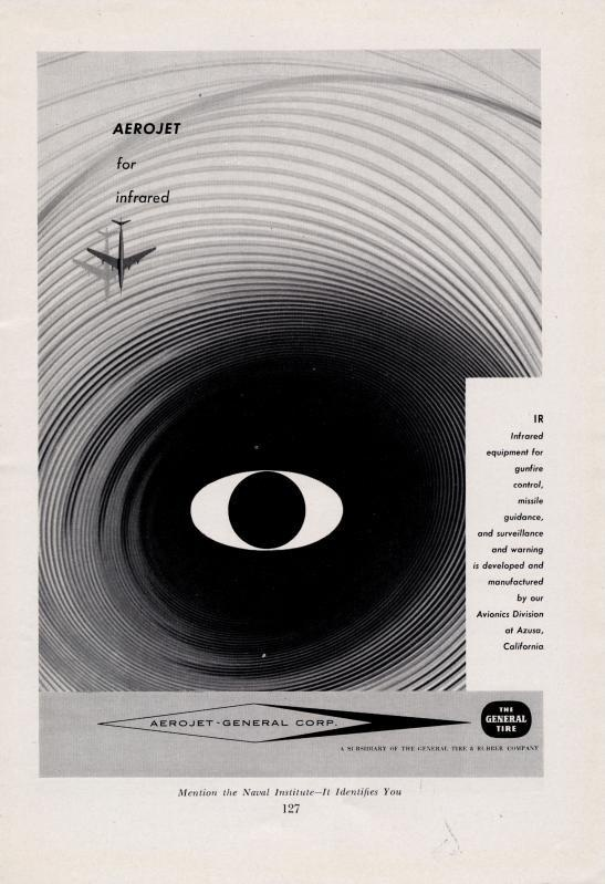 The Modernist Nerd: Vintage Science Ads from the 1950s-1960s #eye