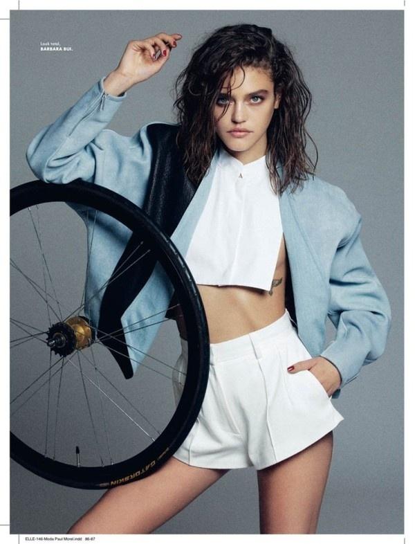 Daria Pleggenkuhle by Paul Morel #fashion #photography #inspiration