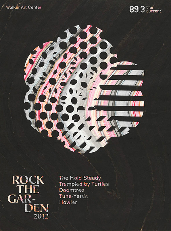 Rockthegarden5 #poster