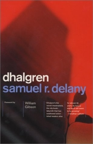 The Book Cover Archive: Dhalgren, design by Evan Gaffney #dhalgren #samuel #book #covers #delany #r
