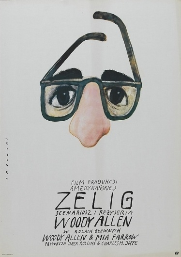 Zelig Movie Posters