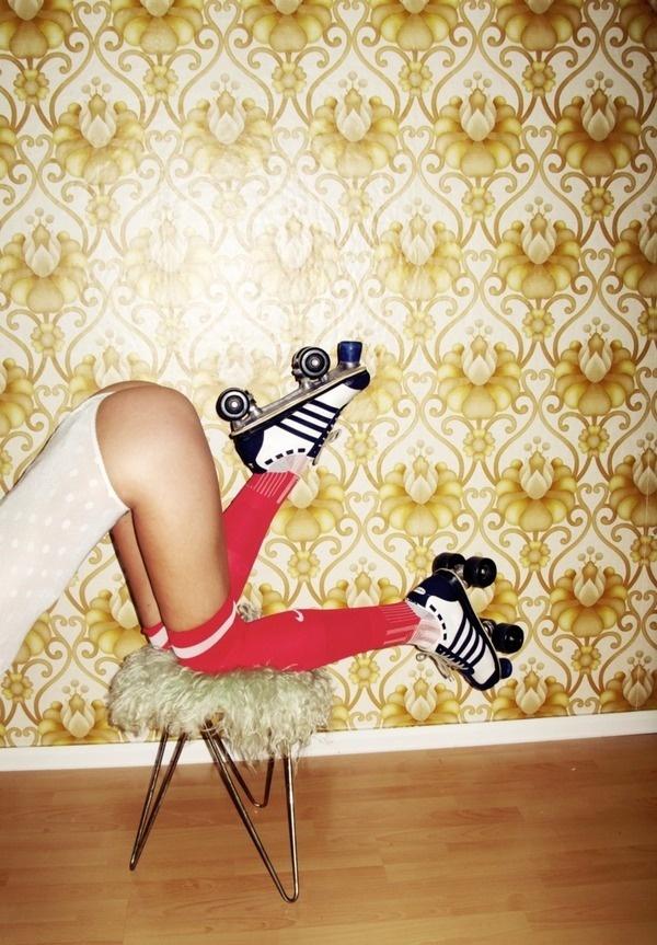 Photography (viastanpolito) #female #legs